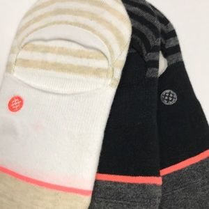 Stance Accessories - Stance 3PK No Show Socks.
